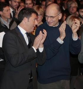 Letta, Renzi e rimpasti: governo camicia di forza per gente fuori di testa