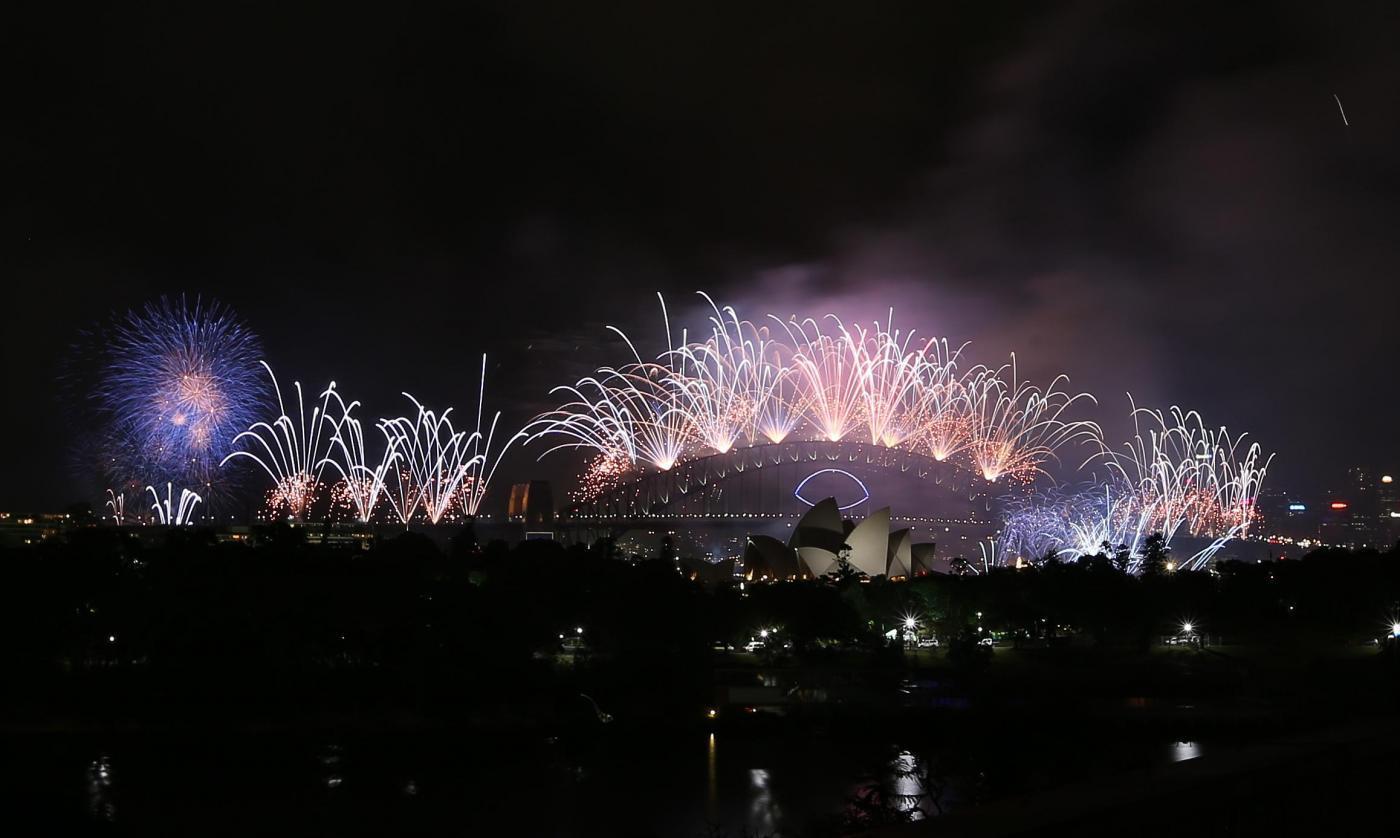 Capodanno 2014 a Sydney