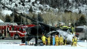 Colorado, aereo privato precipita ad Aspen: 1 morto e 2 feriti (video)