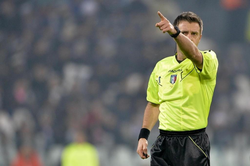 Mondiali Brasile, sarà l'arbitro Rizzoli a rappresentare l'Italia