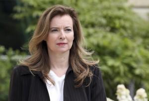 """Valérie Trierweiler e Hollande si separano"": première dame smentisce la Giffard"
