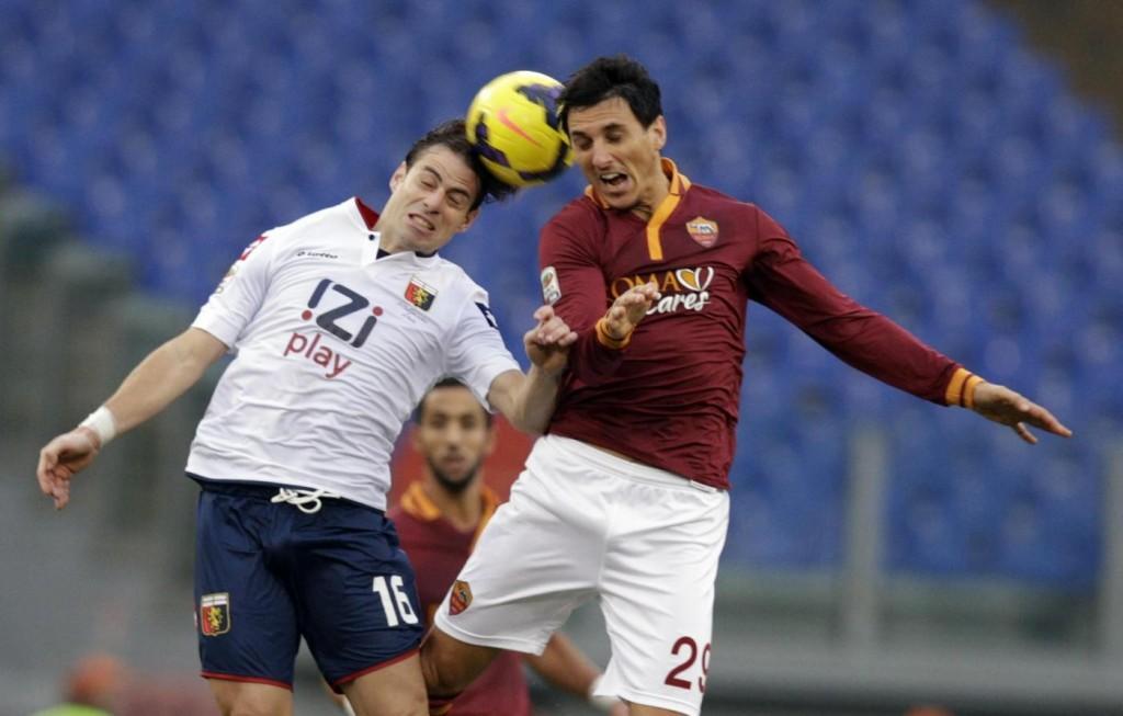 """Calciomercato, Burdisso: """"Lascio la Roma"""""""