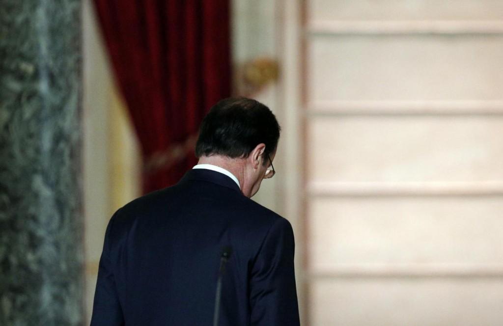 Hollande-Valérie Trierweiler, oggi ufficializzano separazione