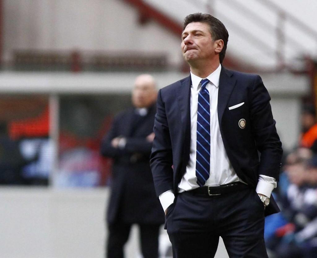"""Inter-Catania, Mazzarri: """"Sembrava di giocare a porte chiuse..."""""""