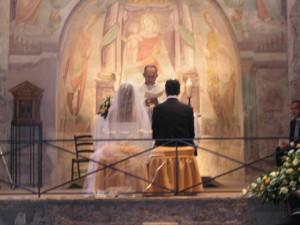 Matrimonio cattolico: per sposarsi ora basta un corso brevi di tre giorni