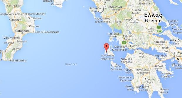 Terremoto in Grecia, sisma avvertito anche nel Sud Italia