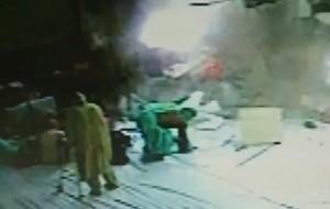 Fulmine colpisce tempio Sikh