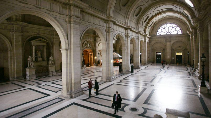 Il tribunale di Parigi