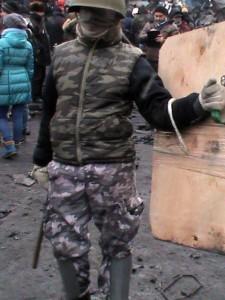 Manifestazioni in Ucraina