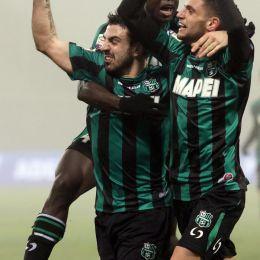Video gol e pagelle, Sassuolo-Milan 4-3: Berardi poker da sogno (Ansa)