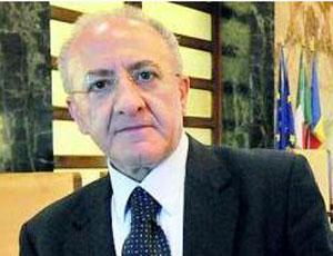 Salerno, sindaco Vincenzo De Luca decaduto per ordine del Tribunale