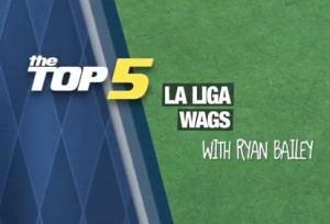 """Qual'è la """"wag"""" più bella della Liga spagnola?"""