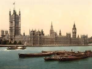 Il parlamento di Westminster