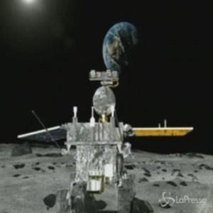 Guasto al rover cinese Yutu: missione spaziale a rischio
