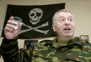Vladimir Zhirinovski, l'ultranazionalista, l'ultrarusso