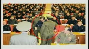 L'arresto di Jang Song-Thaek durante una riunione del Partito dei Lavoratori
