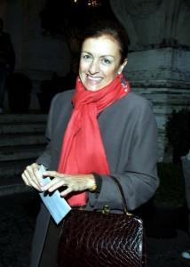 Angiola Armellini (foto Dagospia)