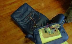 La cimice trovata negli uffici di Zingaretti
