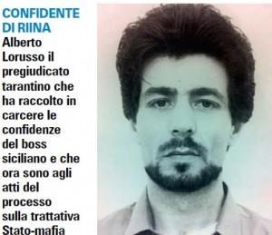 Alberto Lorusso, l'articolo della Gazzetta del Mezzogiorno