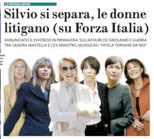Berlusconi, matrimonio in vista con la Pascale?