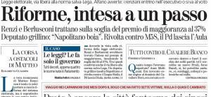 """""""Renzi, la corsa a ostacoli contro la politica lenta"""", Elisabetta Gualmini sulla Stampa"""