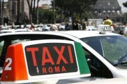 Taxi, il Tar annulla l'obbligo di scontrino
