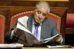 Marcello Dell'Utri (foto Lapresse)