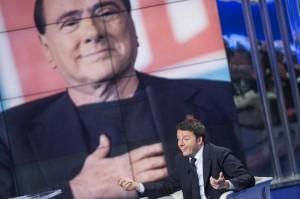 Matteo Renzi, ospite di Porta a Porta