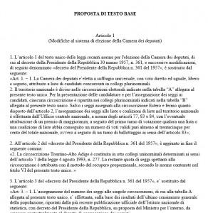 "Italicum, Alessandro Pace: ""Si deve arrivare al 40%, così la Costituzione è lontana"""