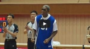 "Rodman canta per Kim Jong-un: ""Happy birthday mister president..."""