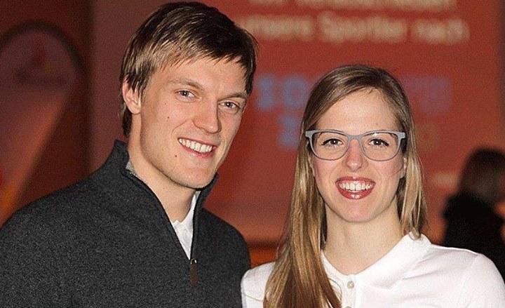 Carolina Kostner e Tomas Verner insieme a Sochi: