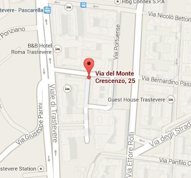 Trastevere, allarme bomba in via del Monte Crescenzo: evacuato palazzo