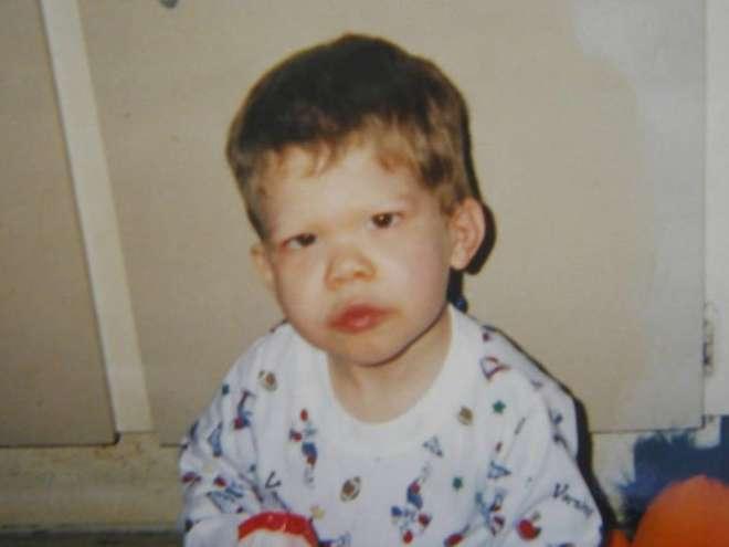 Jeffrey, lasciato morire di fame dalla nonna a 5 anni