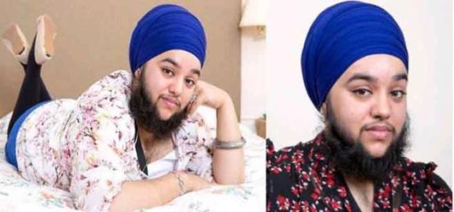 Harnaam Kaur, la ragazza con la barba
