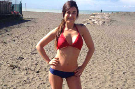"Sara Tommasi: ""violentata psicologicamente'"