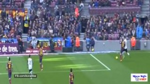 Barcellona-Valencia 2-3, video gol: che beffa per Lionel Messi