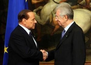 Scoop clamoroso: al complotto pro Monti partecipò Berlusconi