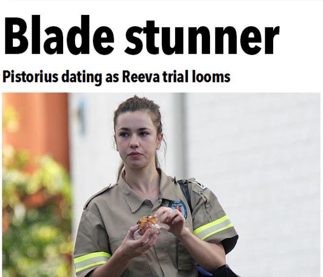 Leah, nuova fidanzata di Oscar Pistorius. Viene fuori 3 giorni prima del processo