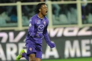 """Fiorentina, Cuadradro: """"Salto la finale, vittoria è una gioia a metà"""" (LaPresse)"""