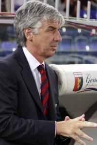 """Genoa, Gasperini: """"Salvi virtualmente, ora divertiamoci"""" (LaPresse)"""