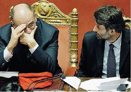 """""""Accompagnato alla porta Letta sbotta: Filibustieri"""". Antonello Caporale sul Fatto"""