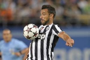 """Juventus, caso Quagliarella: si allena da solo. Marotta: """"Non è fuori rosa"""" (LaPresse)"""