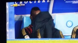 Da Maradona a Balotelli, lacrime a forma di pallone