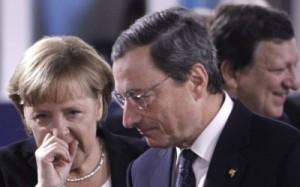 """""""Draghi (Bce) non poteva salvare Italia, Spagna..."""": Alta Corte tedesca ricorre"""