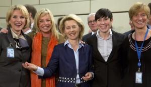 Donne ministro della Difesa: prova che i ministri contano poco