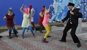 Pussy Riot, nuovo video girato a Sochi