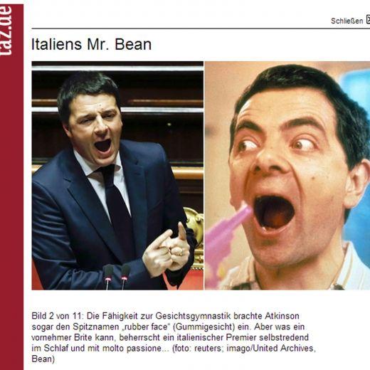 Cesare Lanza: Matteo Renzi e Marinetti, un paragone che non sussiste