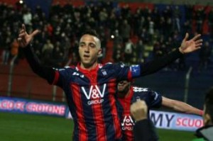 Serie B, Crotone-Brescia 1-0: Mazzotta gol decisivo su rigore (LaPresse)