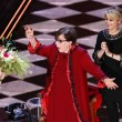Sanremo, Franca Valeri e la telefonata a mammà06