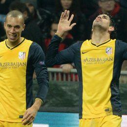 Video gol e pagelle, Milan-Atletico Madrid 0-1: Diego Costa è decisivo (Ansa)